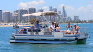 Gold Coast Watersports BBQ boat