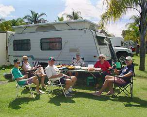 Caravan Parks and Holiday Parks: north coast NSW Northern