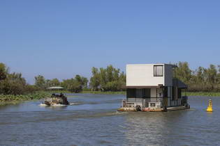 Mary River Houseboats, Northern Territory