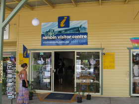 Nerang visitor signage to national parks and Murwillumbah