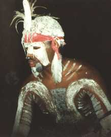 Aboriginal Dancer, copyright Minjungbal Aboriginal Centre 1998